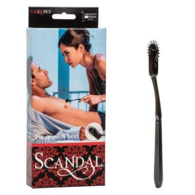 Calexotics Scandal Pleasure Wheel Pinwheel Wartenberg Wheel SE-2711-90-3 716770093516