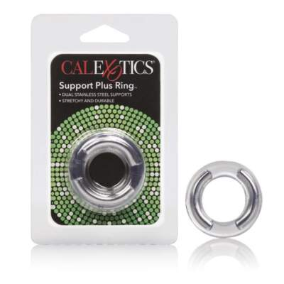 Calexotics Support Plus Ring Clear SE-1469-10-2 716770058379