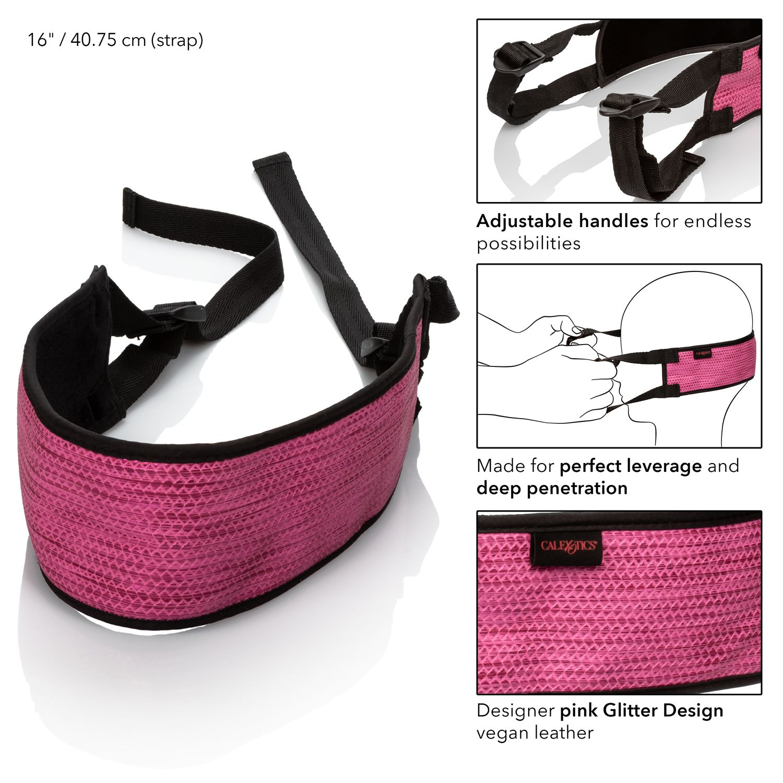 Calexotics Tickle Me Pink BJ Strap Pink SE-2730-25-2 716770092342