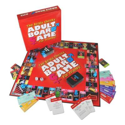 Creative Conceptions A Really Cheeky Adult Board Game for Friends 5037353000888 Multiview