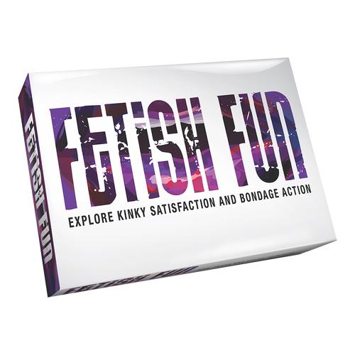 Creative Conceptions Fetish Fun Board Game USFF 847878001292