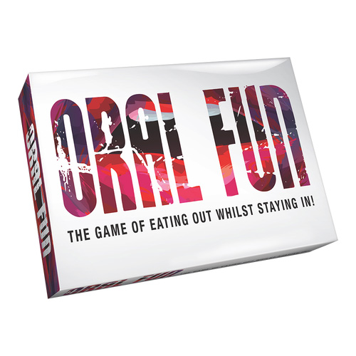 Creative Conceptions Oral Fun Board Game USOF 847878001285