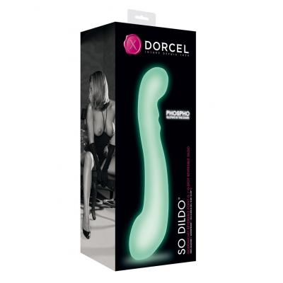 Dorcel So Dildo Glow in the Dark 9 inch G Spot Wand 6071380 3700436071380 Boxview
