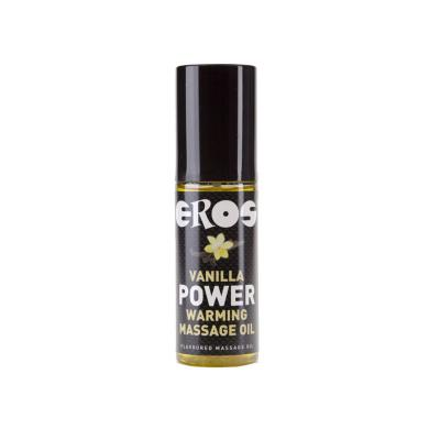EROS Vanilla Power Warming Massage Oil 100 ml WP18551 4035223185513
