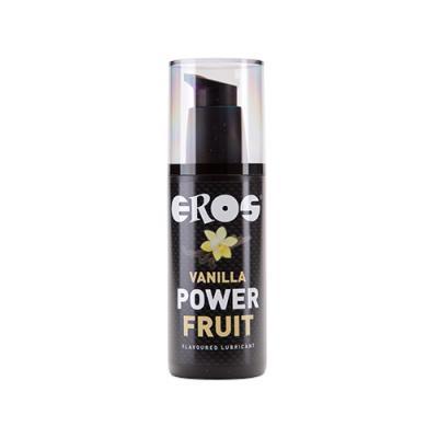 Eros Power Power Fruit Vanilla Water Based Lubricant 125ml 4035223184417 Boxview