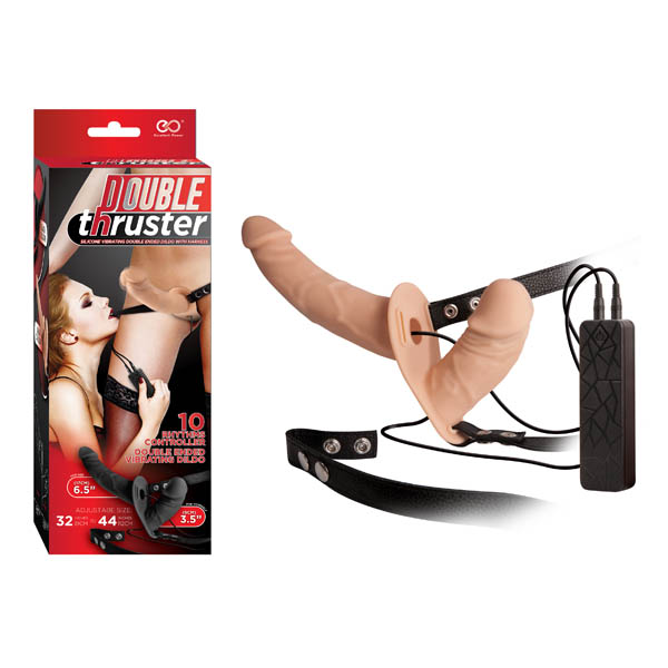 Double Dong Strap-On - FVSG017A00-001