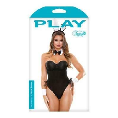 Fantasy Lingerie Honey Bunny Costume Set BPL1805 Boxview