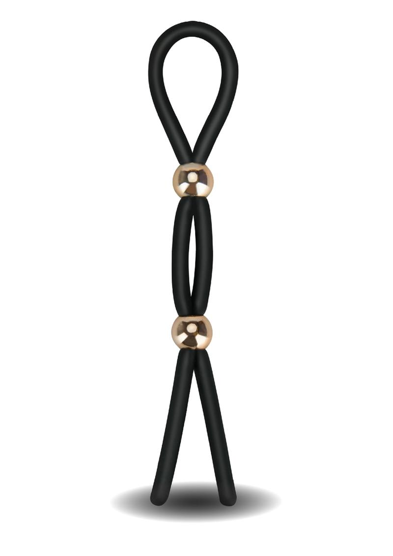 Fredericks Of Hollywood Lovers Collection Silicone Lasso Ring FOH 2002 4890808221280 Detail