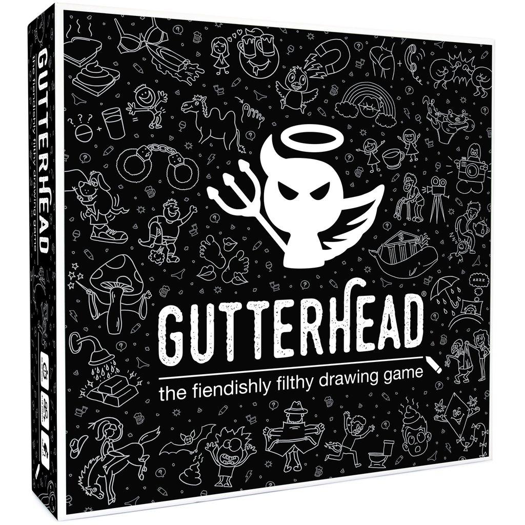 Gutterhead Game GUTT 726231 634158726231 Boxview