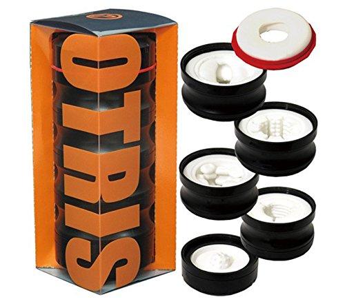 HEPS Otris Multi Sensation Modular Stroker Cup White 2HP HT03K 4560428642627 Multiview