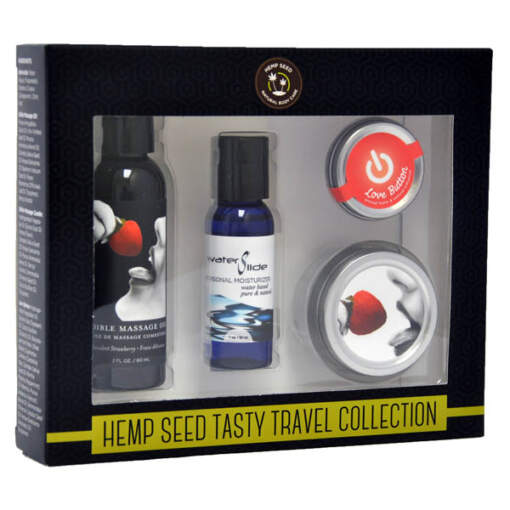 HSTT003 - EB Hemp Seed Tasty Travel Collection - S - 814487021508