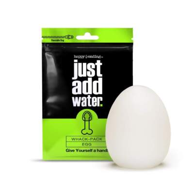 Happy Ending Just Add Water Whack Pack Stroker Egg 3010006 850010096070 Multiview