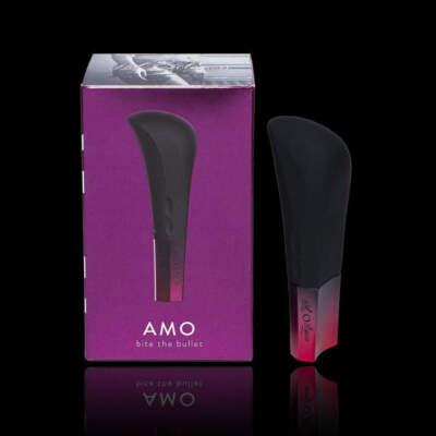 Hot Octopuss AMO Bullet Vibrator Black 5060354560709 Multiview
