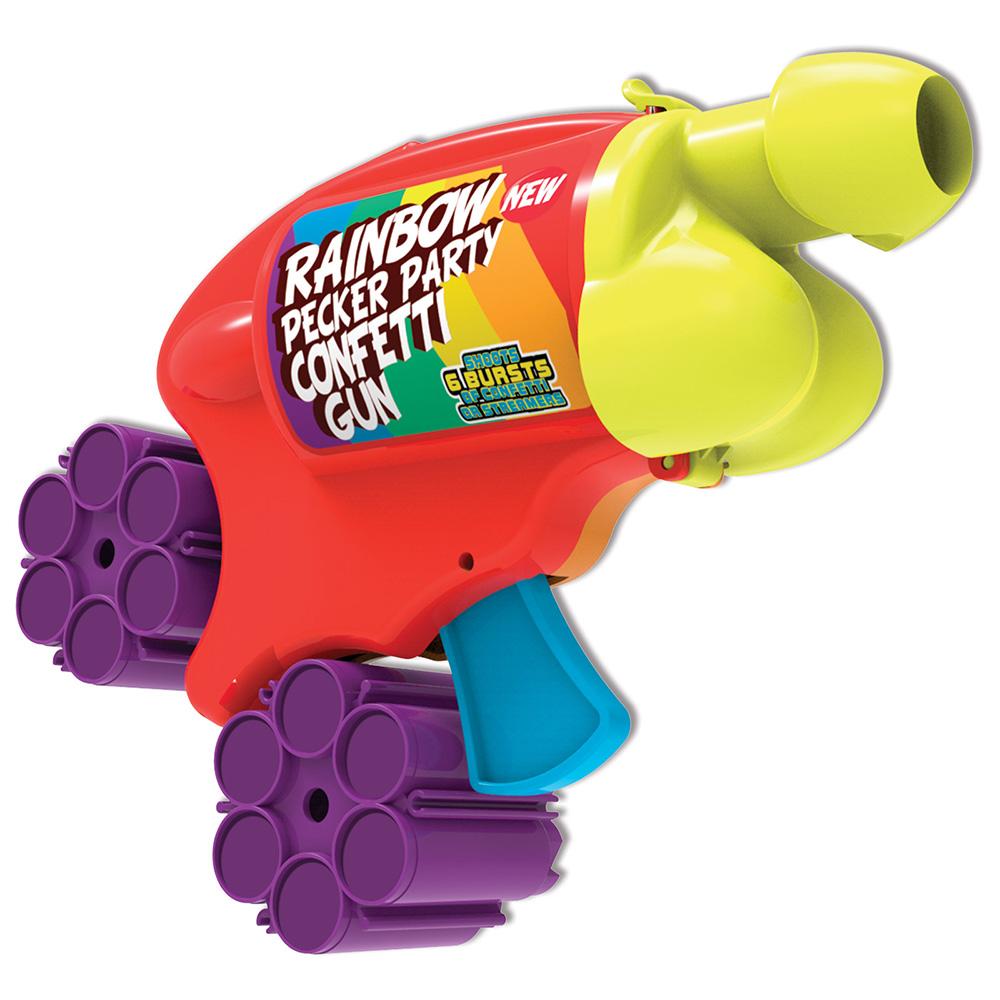 Hott Products Party Pecker Confetti Gun 3201 818631032013