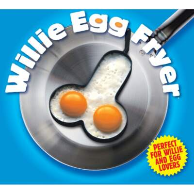 Hott Products Willy Egg Fryer Penis Egg Ring HH31 502278266628