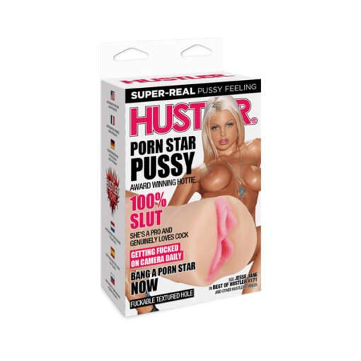 Hustler Toys Pornstar Pussy Stroker HT-P7 4890808153086