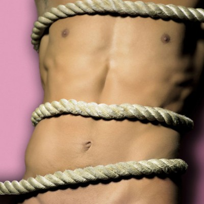 Icon Greeting Card - RedSexy - Rope-Burns - 2819 - 5031723039638