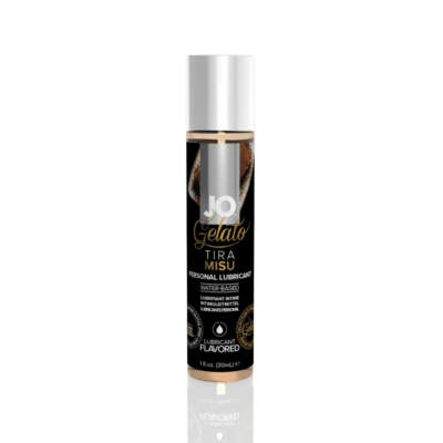 JO Gelato flavoured Water based lubricant TIRAMISU 1oz 30ml 796494410240 Detail