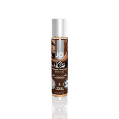 JO H2O FLAVORED LUBRICANT CHOCOLATE DELIGHT 1floz 30ml 796494101247 Detail