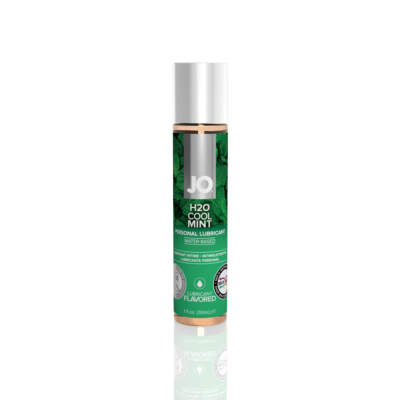 JO H2O FLAVORED LUBRICANT COOL MINT 1floz 30ml 796494103838 Detail