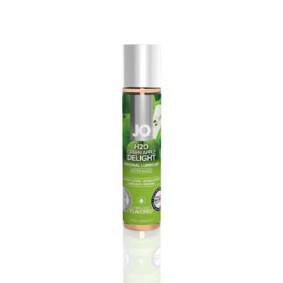 JO H2O FLAVORED LUBRICANT GREEN APPLE 1floz 30ml 796494103852 Detail