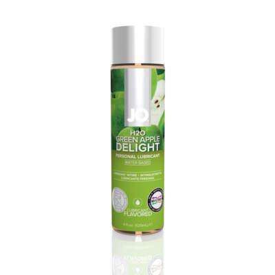 JO H2O FLAVORED LUBRICANT GREEN APPLE 4floz 120ml 796494403853 Detail