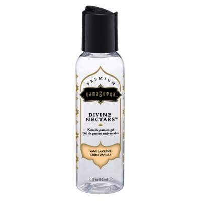 Kama Sutra Divine Nectars Vanilla Creme Flavoured Lubricant 59ml 739122130363 Detail