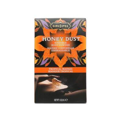 Kama Sutra Tropical Mango Honey Dust 28g 739122130158