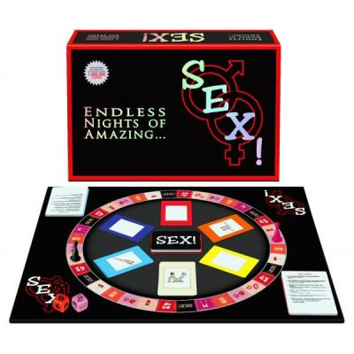 Kheper Games Sex Board Game Edition BG R135 825156107263 Multiview