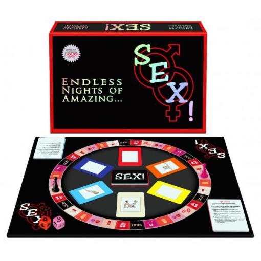 Kheper Games Sex Board Game Edition BG R135 825156107263 Multiview