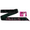 Little Genie Bride To Be Party Sash Black Pink LGNVC033 685634100786 Multiview