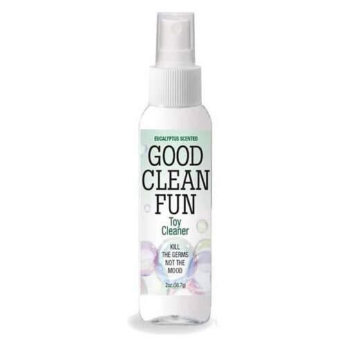 Little Genie Good Clean Fun Toy Cleaner Eucalyptus Scented 56g LGBT803EU 685634102797 Detail