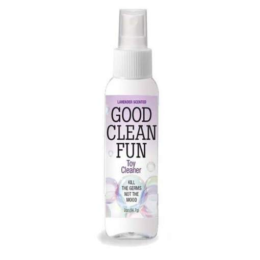 Little Genie Good Clean Fun Toy Cleaner Lavender Scented 56g LGBT803LAV 685634102780 Detail