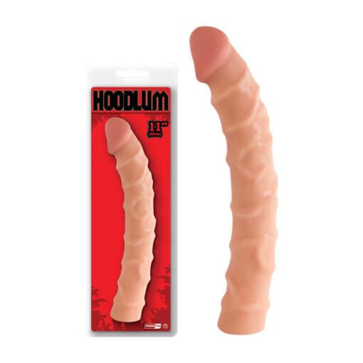 NMC Hoodlum 11 Inch Super Veiny Dong Light Flesh F06J006A00 051 4897078621277 Multiview