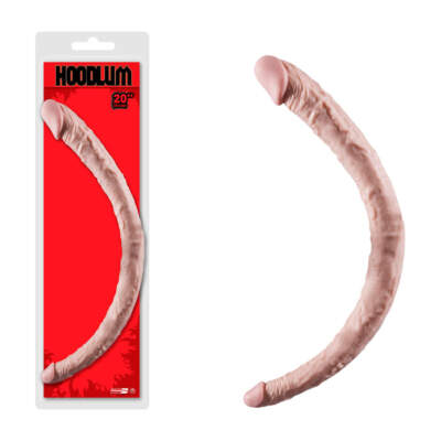 NMC Hoodlum 20 Inch Double Ender Tapered Light Flesh F06J078A00 051 4897078623028 Multiview