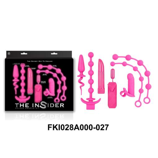 NMC The Insider Deluxe Couples Kit Pink FKI028A000-027 4892503165265