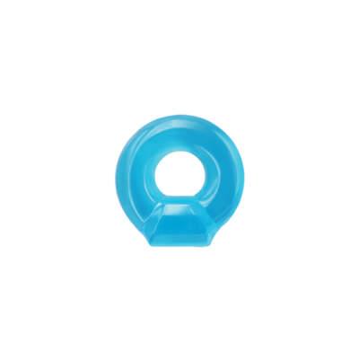 NS Novelties Drop Ring Cock Ring Blue NSN-1111-67 657447101489