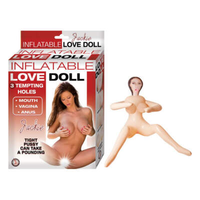 Nass Toys Jackie Inflatable Love Doll 2692 782631269208