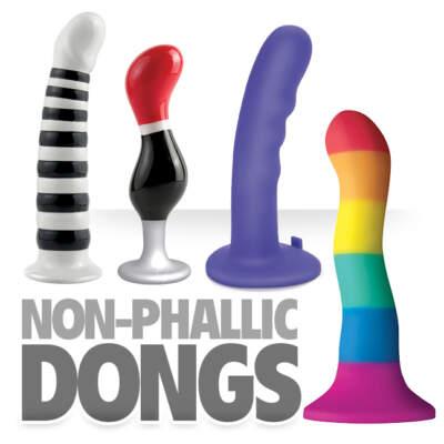 Non-Phallic Dongs