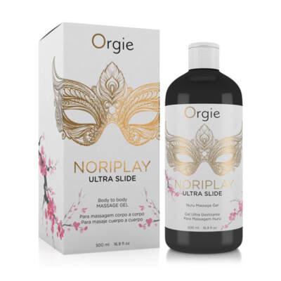 Orgie Noriplay Ultra Slide Massage 500ml 5600298351324 Multiview