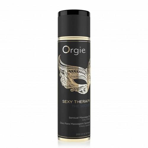 Orgie Sex Therapy The Secret Massage Oil 200ml 5600298351270 Boxview