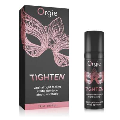 Orgie Tighten Vaginal Tightening Gel 15ml 5600298351164 Multiview