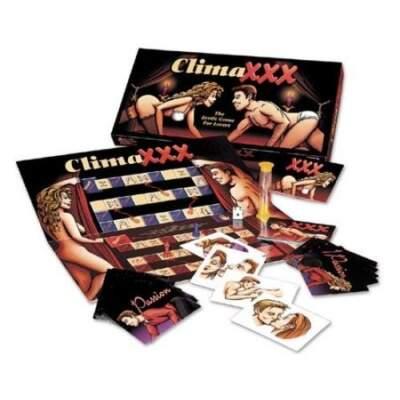 Ozze Creations Climaxxx Board Game BG04 623849999931