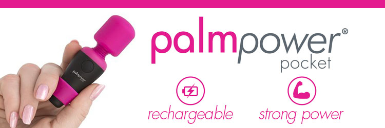 Palmpower Pocket 3 Up Banner