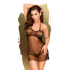 Penthouse Lingerie All yours black PH0058 Front Detail