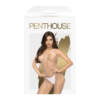 Penthouse Lingerie Body search white PH0063 Boxview