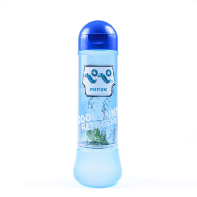 PePee Gel Cool Mint Water-Based Gel Lubricant 360ml 4562163010853
