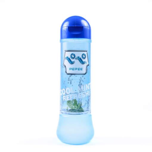 PePee Gel Cool Mint Water-Based Gel Lubricant 360ml 4562163010853
