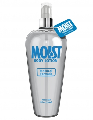Pipedream MOIST Body Lotion Water Based Lube PD9705-01 603912140125
