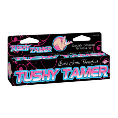 Pipedream Tushy Tamer Anal Numbing Lotion 44ml PD9830-00 603912260762